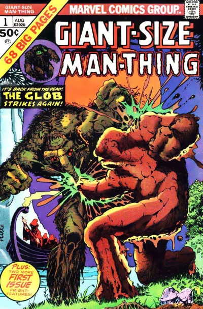 Giant Size Man-Thing number 1