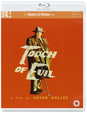Touch of Evil Blu-ray cover