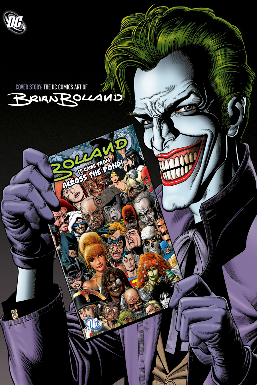 The Art Of Brian Bolland Tain T The Meat It S The