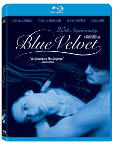 Blue Velvet Blu-ray cover