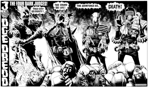 The Dark Judges