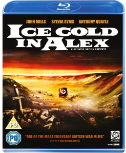 Ice Cold in Alex Blu-ray cover