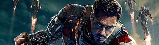 New Iron Man 3 poster
