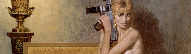 Paperback covers #4: Robert McGinnis