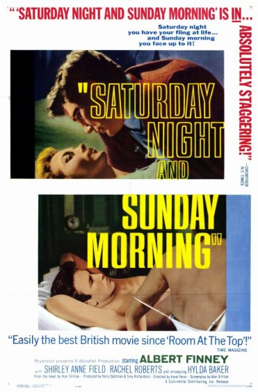 Saturday Night, Sunday Morning (1960)