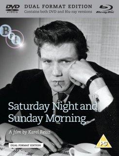 Saturday Night, Sunday Morning Blu-ray