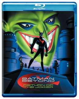 Batman Beyond: Return of the Joker Blu-ray