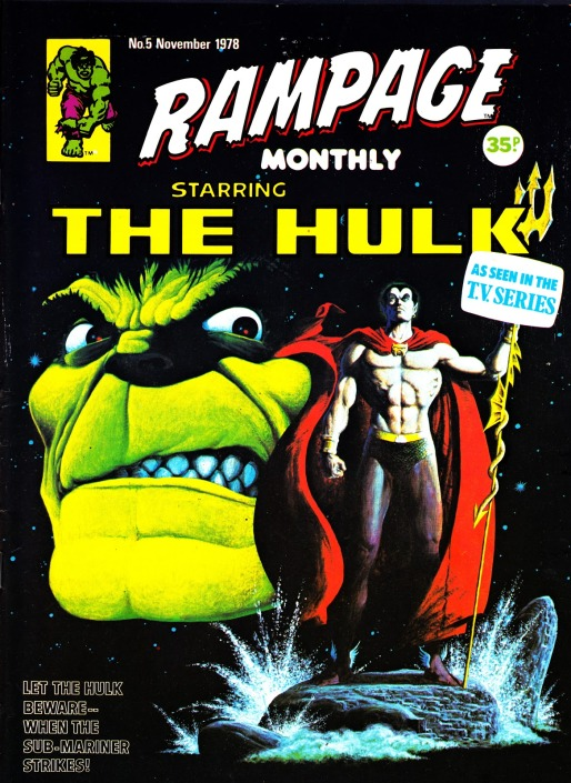 Rampage issue 4