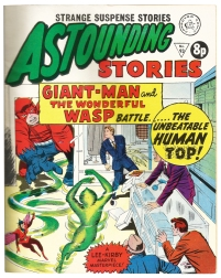 Astounding Stories issue €93