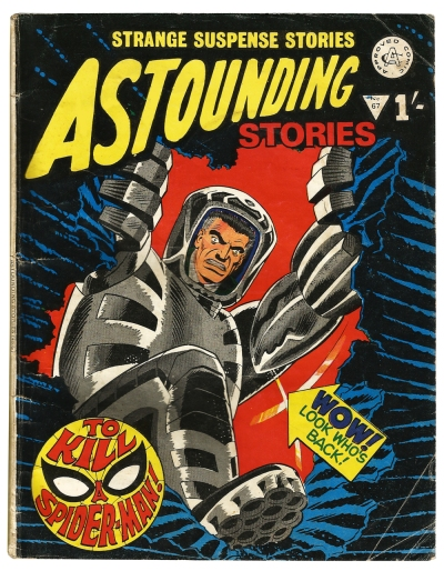 Astounding Stories issue 67