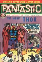 Fantastic Issue no 39