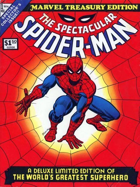 Marvel Treasury Edition 1