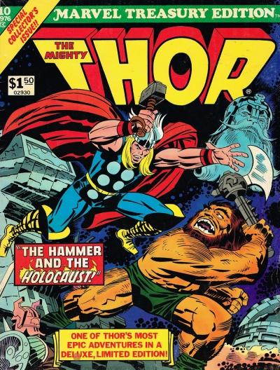 Marvel Treasury 10