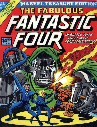 Marvel Treasury 11