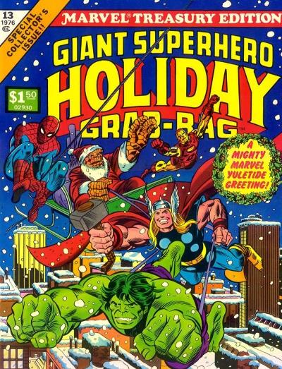 Marvel Treasury 13