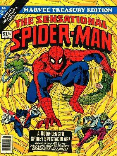 Marvel Treasury 14