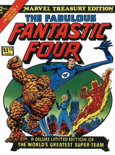 Marvel Treasury Edition 2