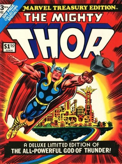 Marvel Treasury Edition 3