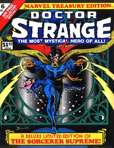 Marvel Treasury 6