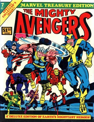 Marvel Treasury 7