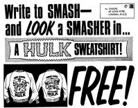 Smash! letters prize