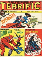Terrific issue no 30
