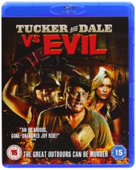 Tucker and Dale vs Evil Blu Ray