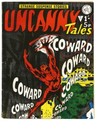 Uncanny Tales issue 77