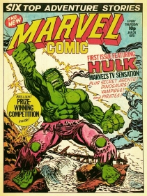 Marvel Comic issue 330