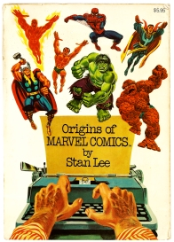 Origins of Marvel Comics 1974