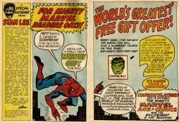The first Editor;s letter from Stan Lee, issue 1 of MWOM