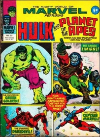 The Mighty World of Marvel issue 231