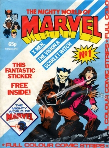 The Mighty World of Marvel vol 2 issue 1