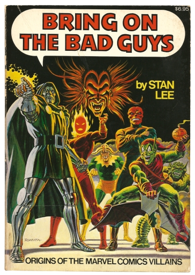 Bring On The Bad Guys cover