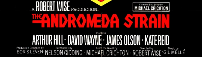 The Andromeda Strain banner