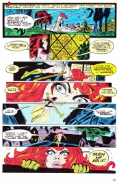 The Superhero Women page 45
