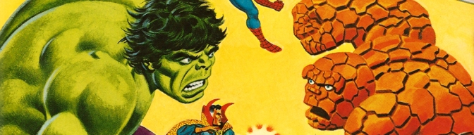 Marvel's Greatest Superhero Battles (1978)