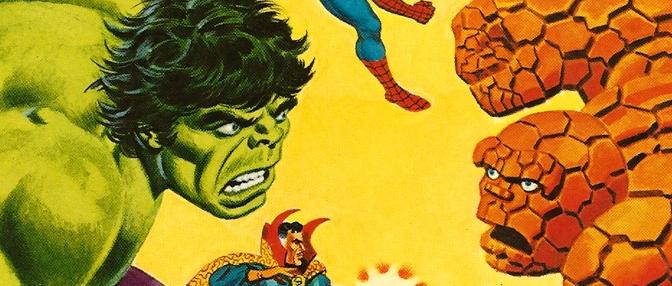 Marvel's Greatest Superhero Battles (1978)