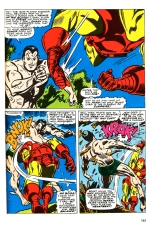 Marvel's Greatest Superhero Battles page 183