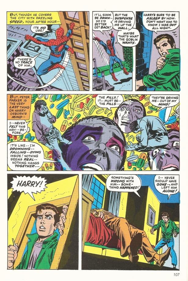 Resultado de imagem para Amazing Spider-Man 96, 97, 98