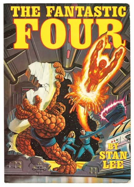 the-fantastic-four-cover