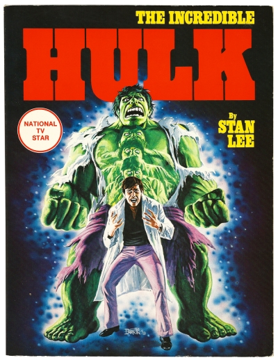 The Incredible Hulk front cover