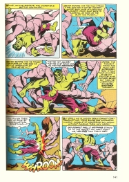 The Incredible Hulk, page 141. Art by Steve Ditko