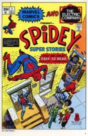 Best of Spidey Super Stories page 9