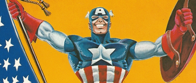 Captain America, Sentinel of Liberty (1979)