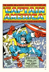 Captain America, Sentinel of Liberty page 47