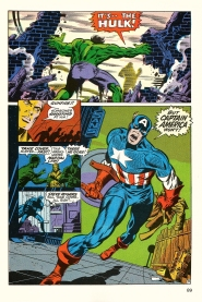 Captain America, Sentinel of Liberty page 89