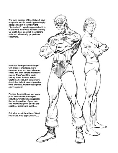 How to Draw Comics the Marvel Way page 38