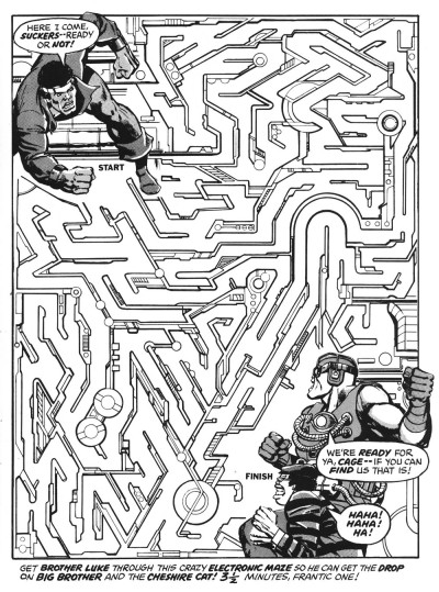 Marvel Mazes to Drive you Mad! 17