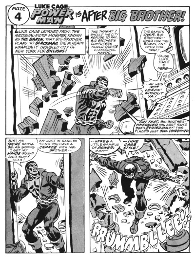 Marvel Mazes to Drive you Mad! page 16